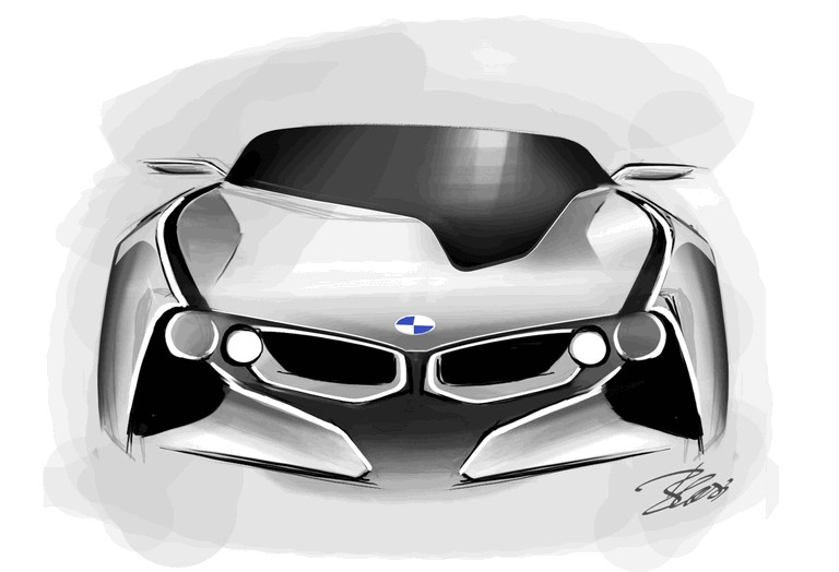 2011 BMW Vision Connected Drive concept 300368
