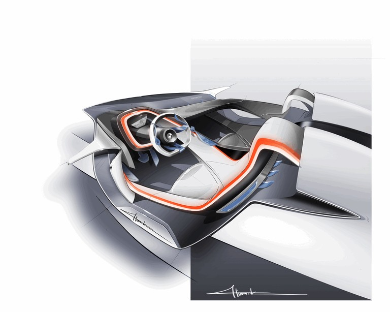 2011 BMW Vision Connected Drive concept 300370
