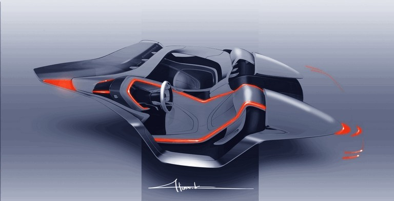 2011 BMW Vision Connected Drive concept 300376