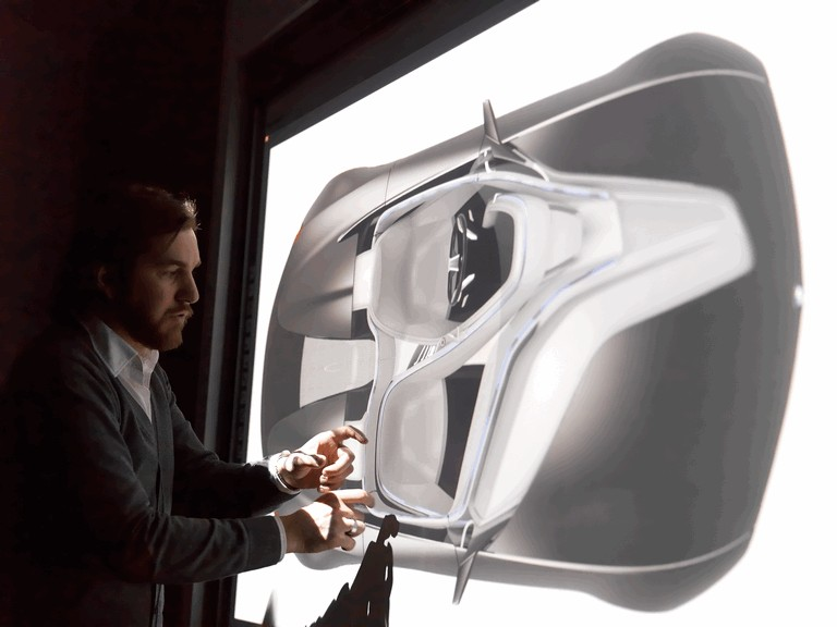 2011 BMW Vision Connected Drive concept 300383