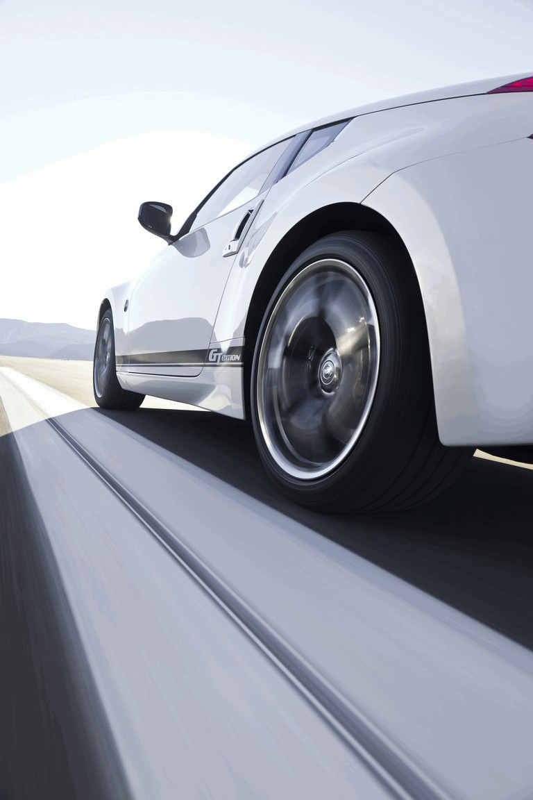 2011 Nissan 370Z GT Edition 300587