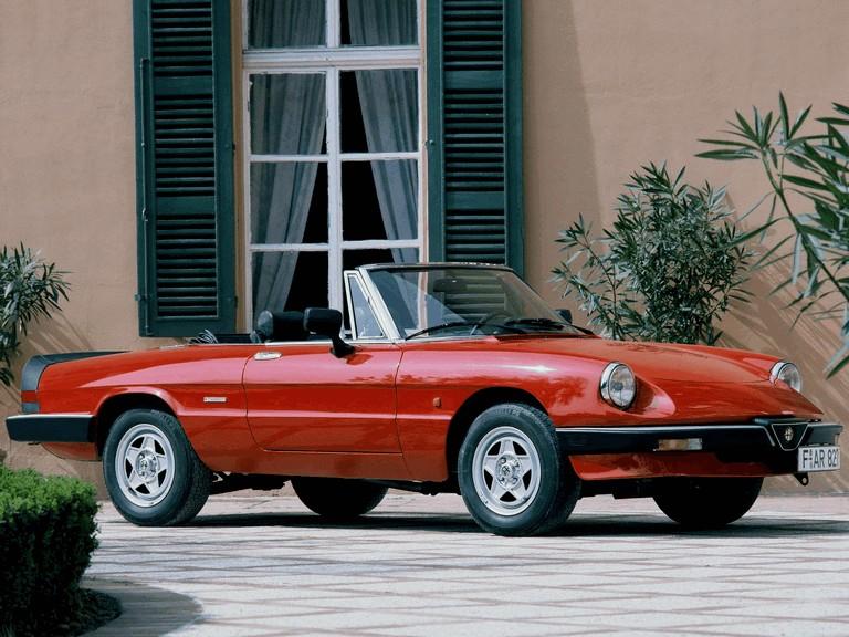 1983 Alfa Romeo Spider 300980