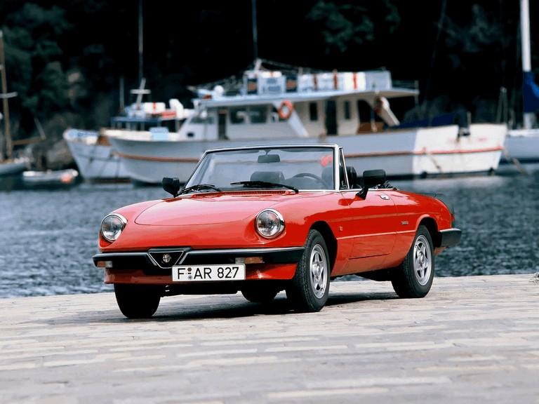 1983 Alfa Romeo Spider 300981