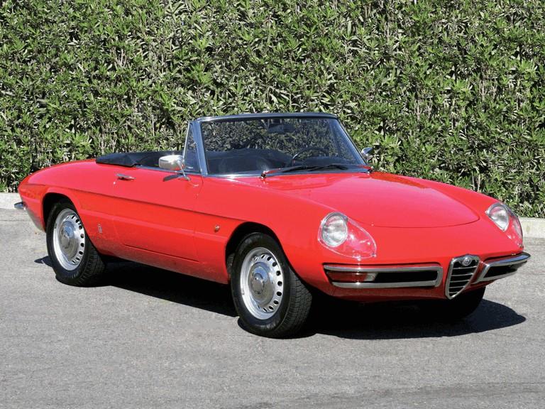 1966 Alfa Romeo Spider Duetto 301317