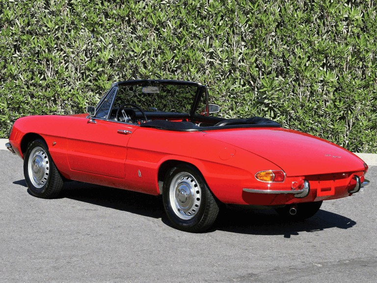 1966 Alfa Romeo Spider Duetto 301318