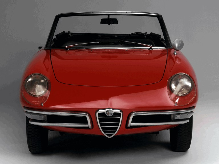 1966 Alfa Romeo Spider Duetto 301320