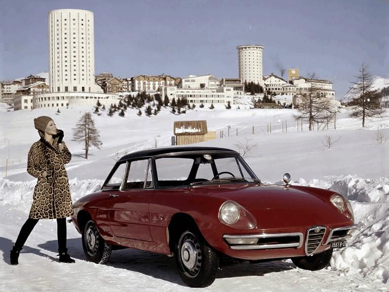 1966 Alfa Romeo Spider Duetto 301322