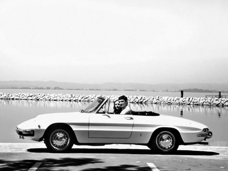 1966 Alfa Romeo Spider Duetto 301324