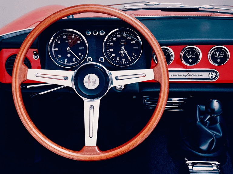 1966 Alfa Romeo Spider Duetto 301327