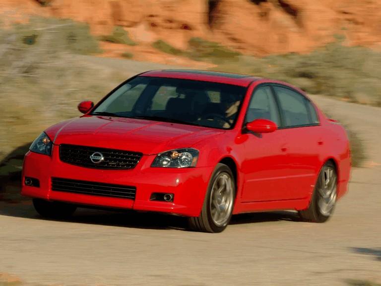 2005 Nissan Altima-SE-R 207876