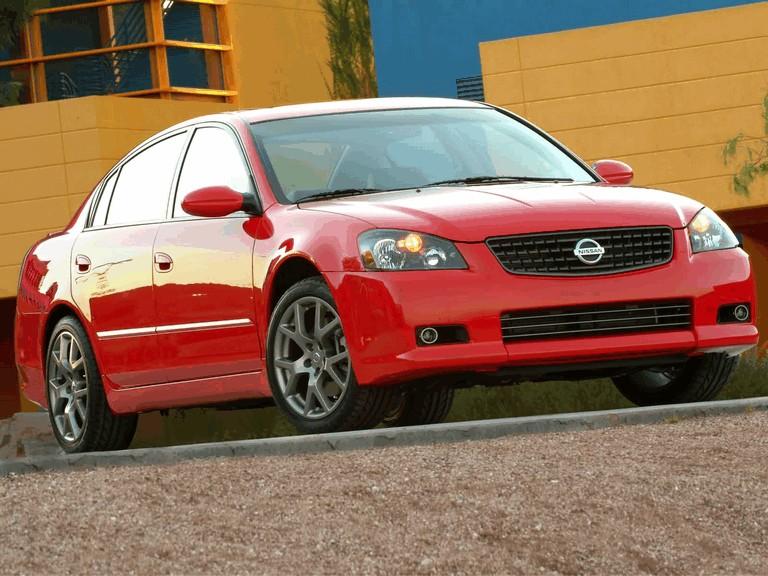 2005 Nissan Altima-SE-R 207883