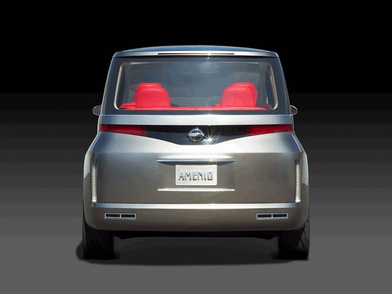 2005 Nissan Amenio 207893