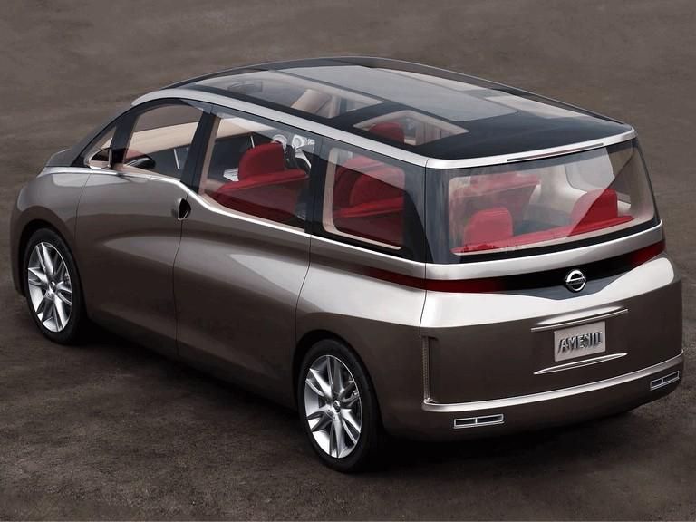 2005 Nissan Amenio 207899