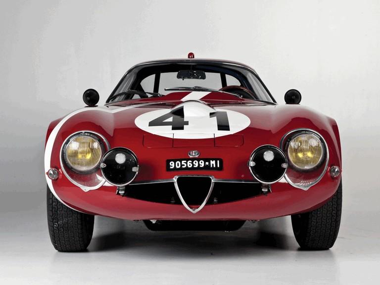 1964 Alfa Romeo Giulia TZ coupé Le Mans 301883