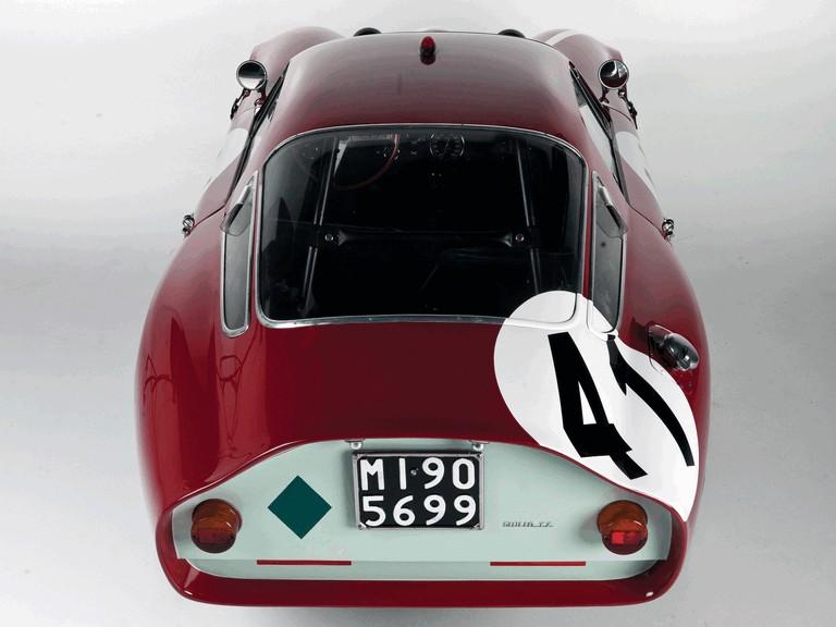 1964 Alfa Romeo Giulia TZ coupé Le Mans 301886