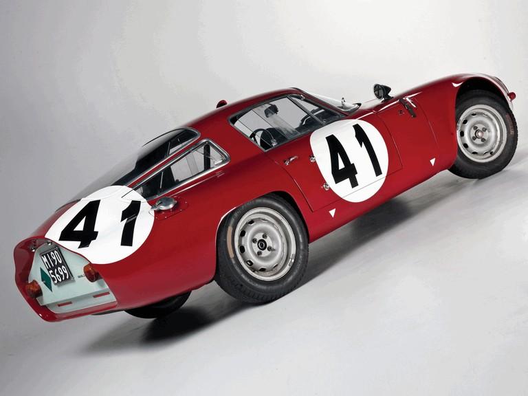 1964 Alfa Romeo Giulia TZ coupé Le Mans 301894