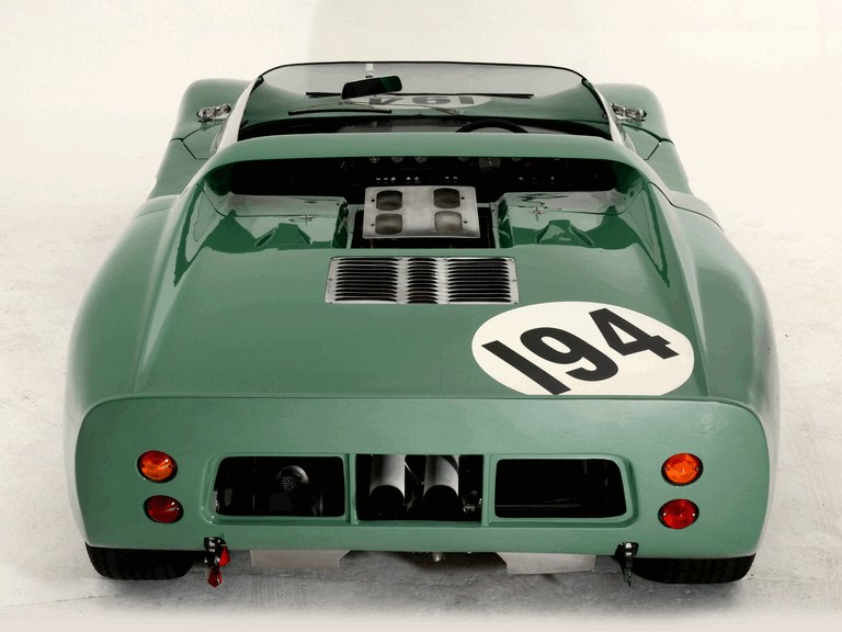 1965 Ford GT40 Works prototype roadster 301943