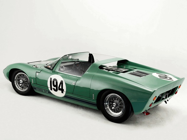 1965 Ford GT40 Works prototype roadster 301944