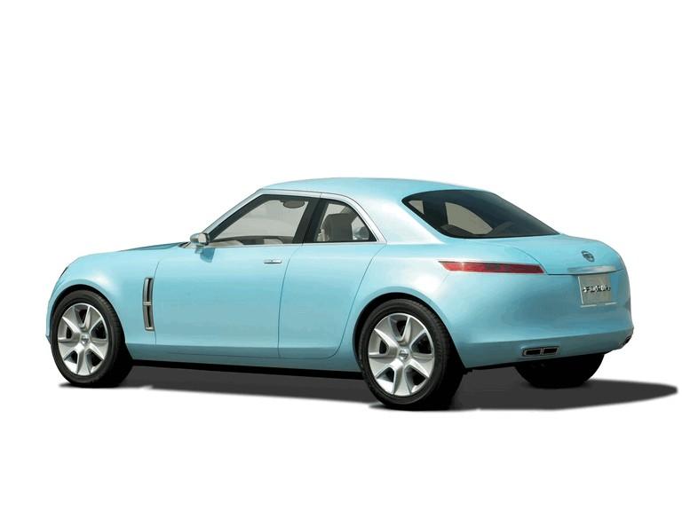 2005 Nissan Foria concept 207913