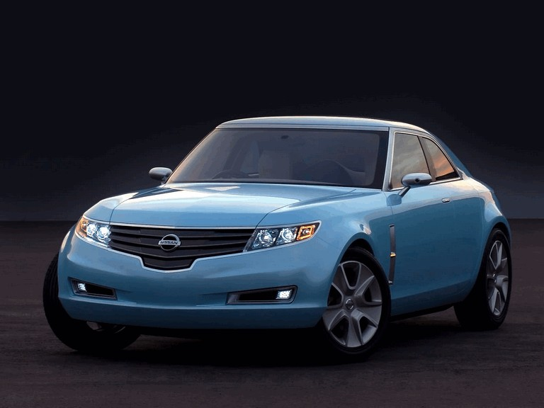 2005 Nissan Foria concept 207916