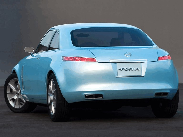 2005 Nissan Foria concept 207918