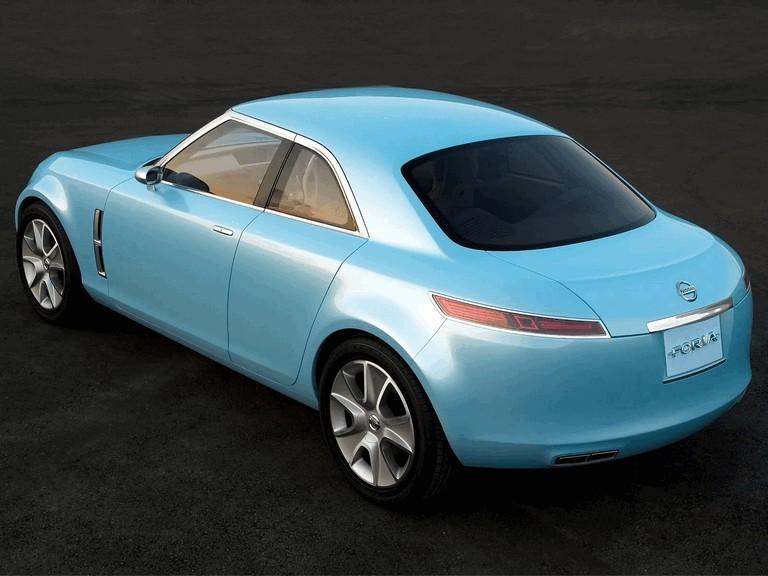 2005 Nissan Foria concept 207923