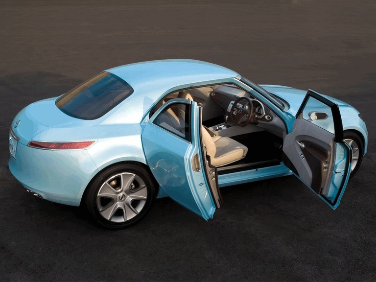 2005 Nissan Foria concept 207925
