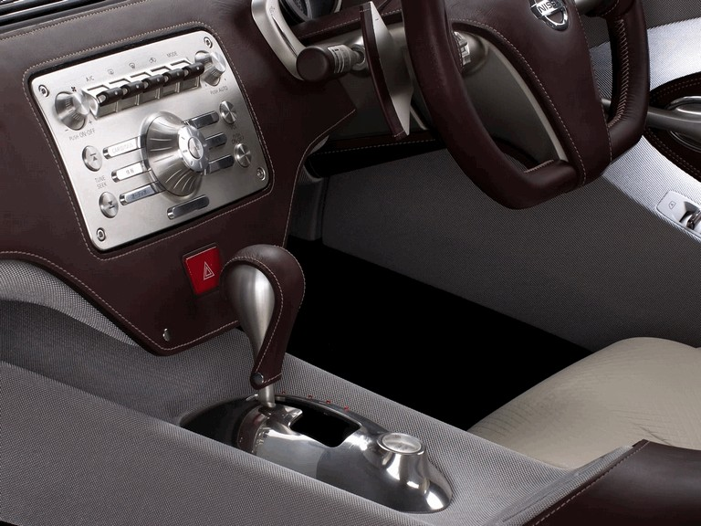 2005 Nissan Foria concept 207933