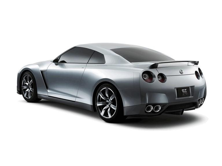 2005 Nissan GT-R Proto 207942