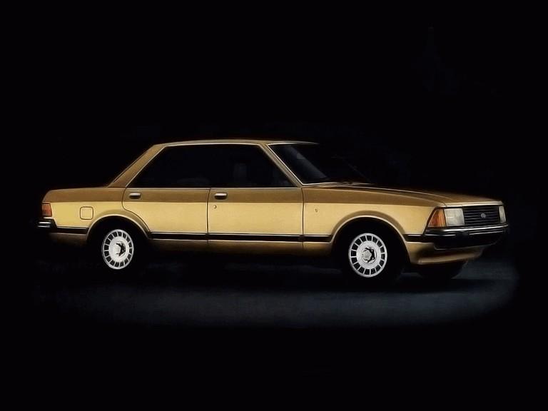 1977 Ford Granada 302014