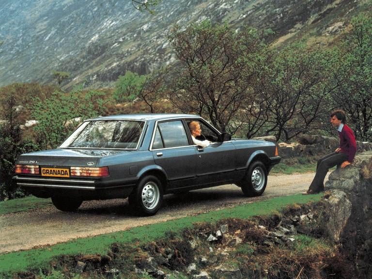 1977 Ford Granada 302022