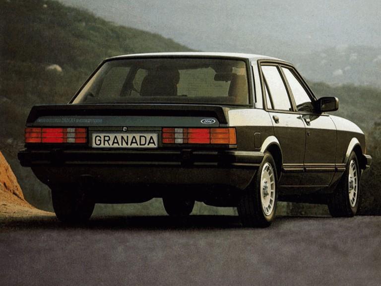 1977 Ford Granada 302023