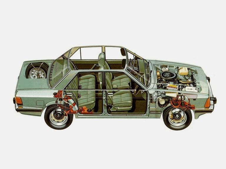 1977 Ford Granada 302024