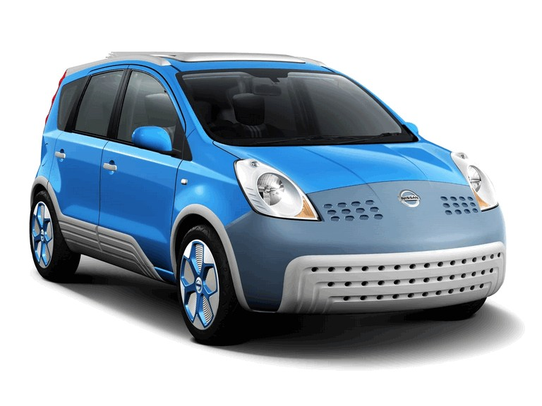 2005 Nissan Note inspired by Adidas 207966