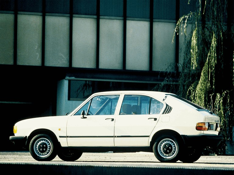 1980 Alfa Romeo Alfasud 302037