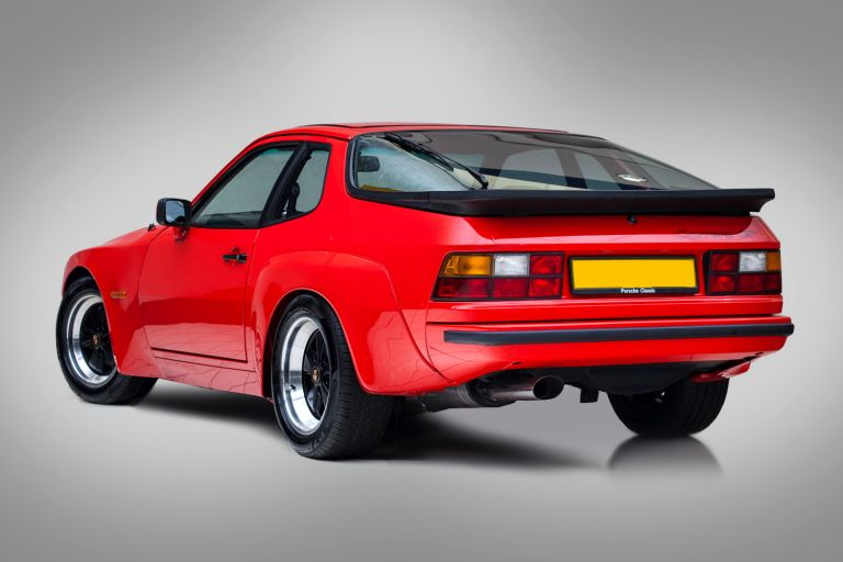 1981 Porsche 924 ( 938 ) Carrera GT - UK version 528833