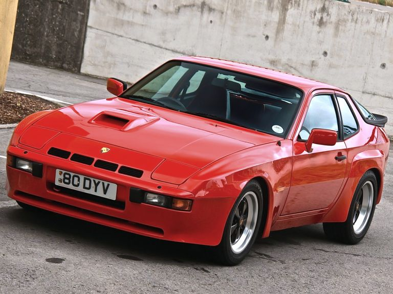 1981 Porsche 924 ( 938 ) Carrera GT - UK version 528836