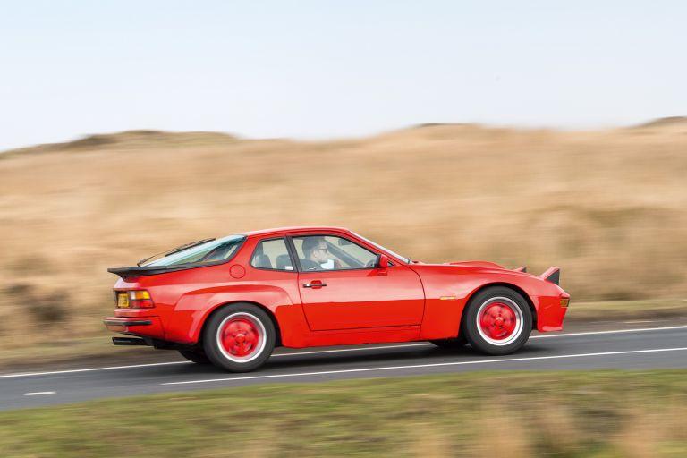 1981 Porsche 924 ( 938 ) Carrera GT - UK version 528841