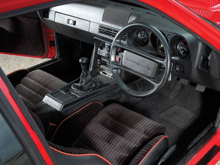 1981 Porsche 924 ( 938 ) Carrera GT - UK version 528853