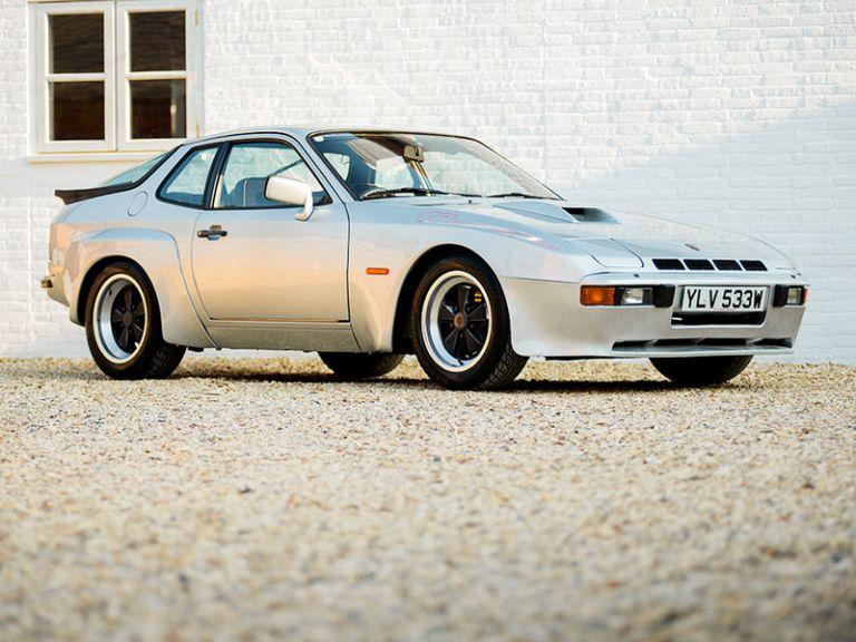 1981 Porsche 924 ( 938 ) Carrera GT - UK version 528855