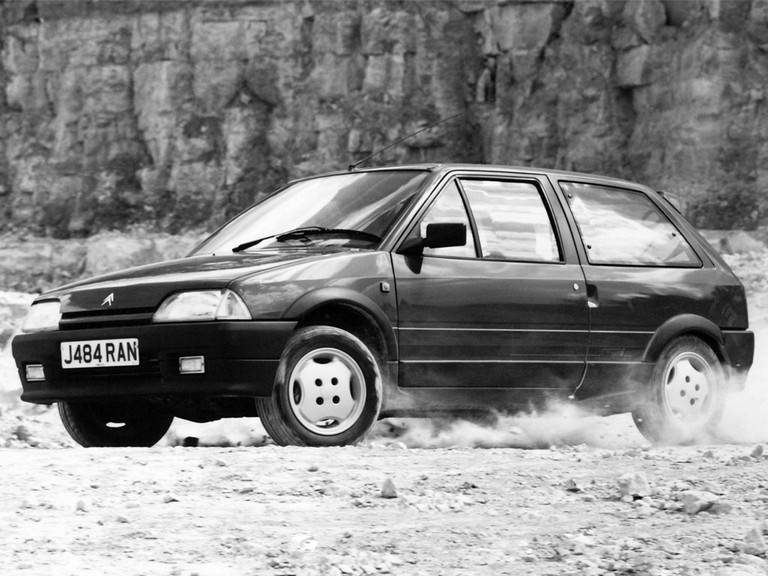 1990 Citroen AX GTi - UK version 302077