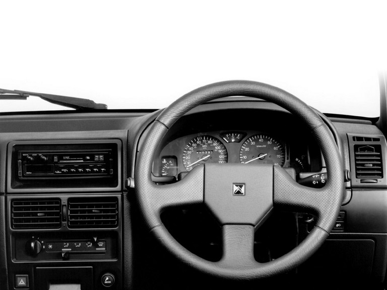 1990 Citroën AX GTi - UK version 302079