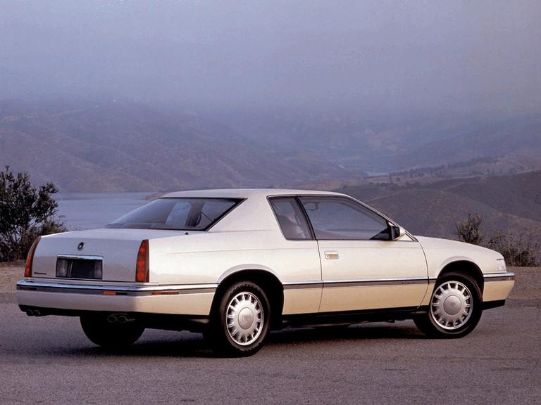 1992 Cadillac Eldorado Touring coupé 302135