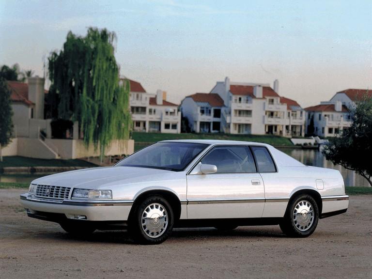 1992 Cadillac Eldorado Touring coupé 302137