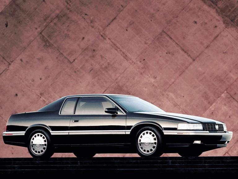 1992 Cadillac Eldorado Touring coupé 302139