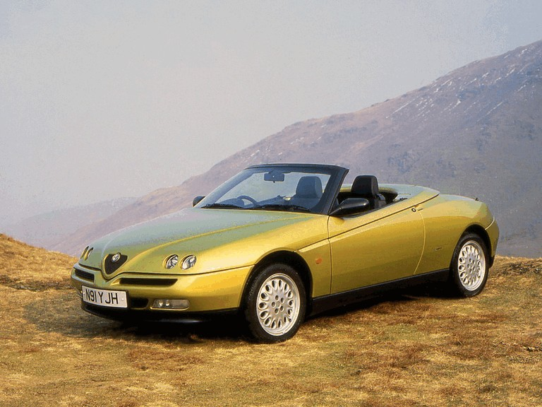 1994 Alfa Romeo Spider - UK version 302172