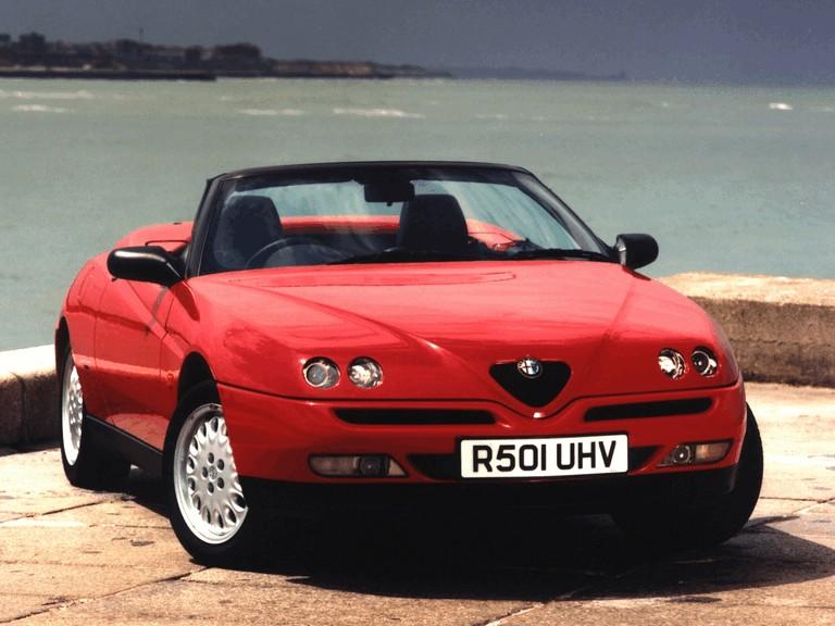 1994 Alfa Romeo Spider - UK version 302173
