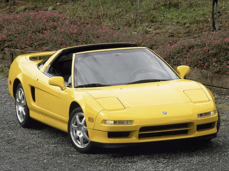 1995 Honda NSX Targa #302184 - Best quality free high resolution car images - mad4wheels