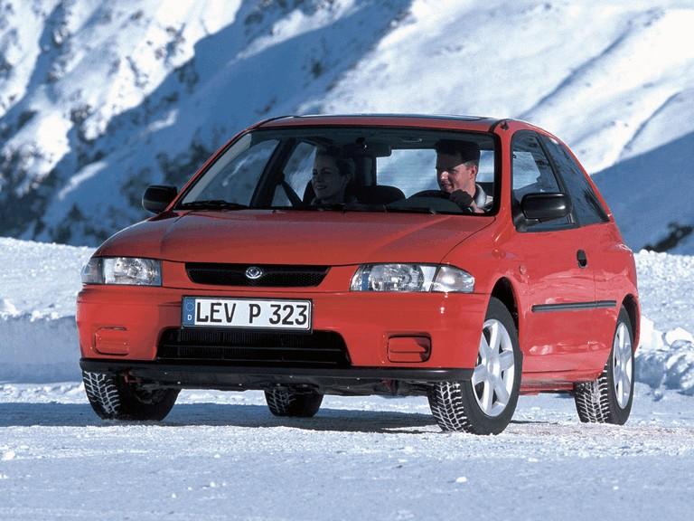 1998 Mazda 323 ( BA ) P 302220