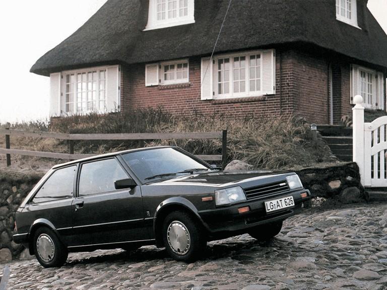 1980 Mazda 323 ( BD ) 3-door 302225